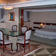 Apartamento Suíte Presidencial Ante Sala e Quarto