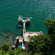 Vista Pier e Baía de Todos os Santos