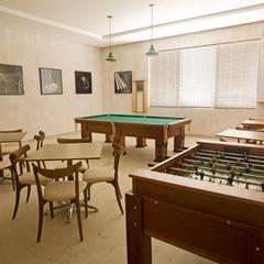 Salão de Jogos - Gran Hotel Stella Maris