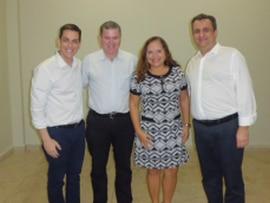 Gran Hotel Stella Maris recebe evento da CVC