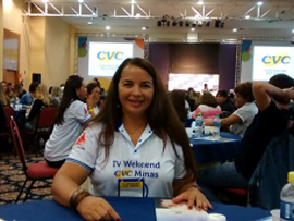 Rede Sol participa do IV Weekend CVC