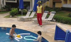Programação Infantil do Gran Hotel Stella Maris