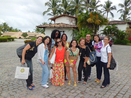 Famtour 2014 - Rede Sol Express