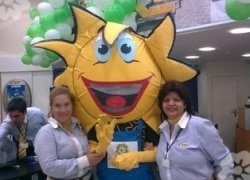 Ação Promocional CVC no Barra Shopping - Rio de Janeiro