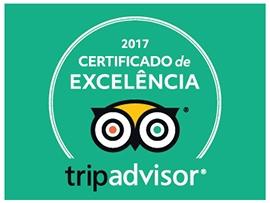 Sol Plaza Sleep ganha certificado de excelência do TripAdvisor