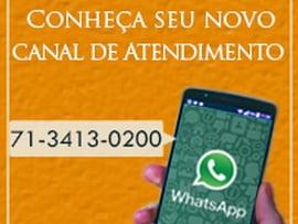 A Rede Sol Express agora com Whatsapp