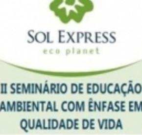 II Seminário de Educação Ambiental com Ênfase em Qualidade de Vida