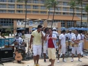 Harmonia do Samba no Stella Maris